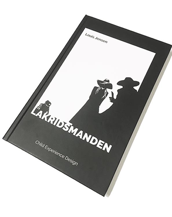 Lakridsmanden bog