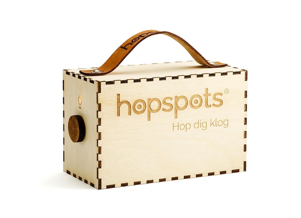 Hopspots Ministation