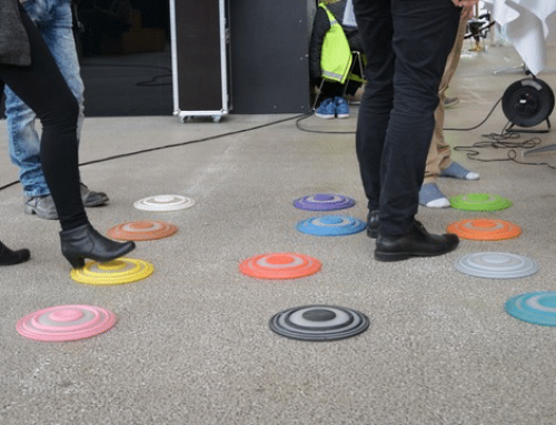 Hopspots skaber glæde hos udviklingshæmmede i Vejle Kommune