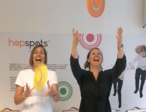 Hopspots: prisvinder og shortlisted til WISE!