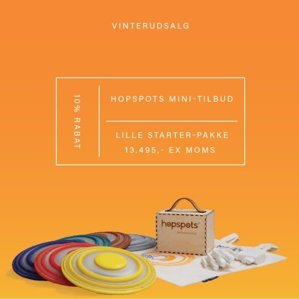 Hopspots Mini-tilbud