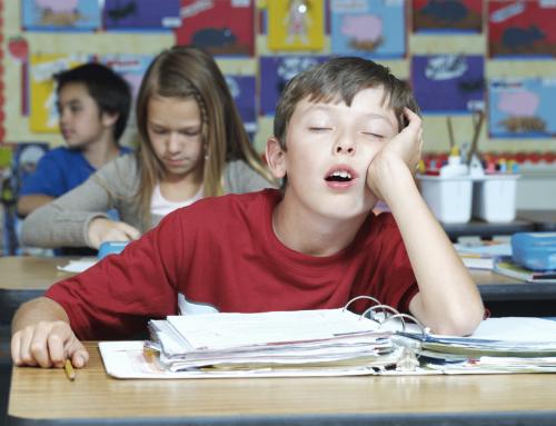 Rapport: Børn og unge bevæger sig for lidt i skolen