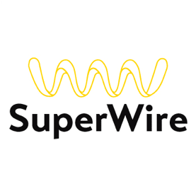 SuperWire logo