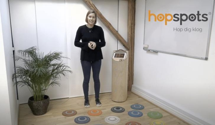 Fremvisning af Hopspots
